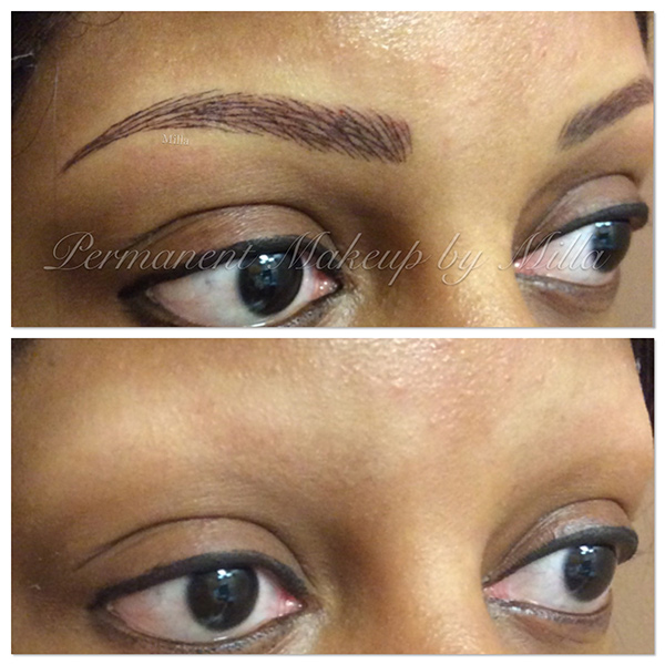 Permanet Makeup And Microblading Portfolio Elite Institute Of