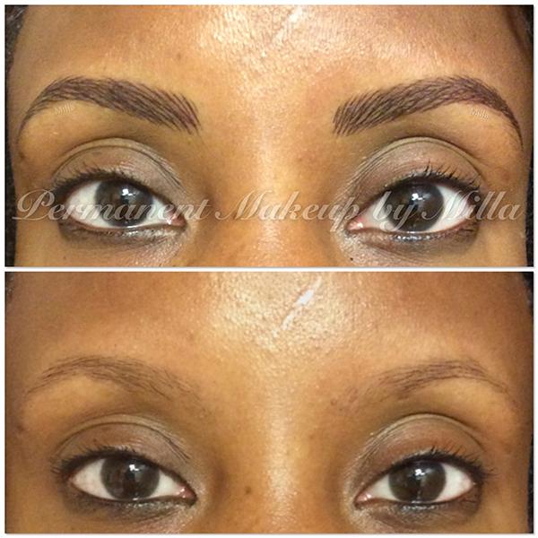 Permanet Makeup And Microblading Portfolio Elite Institute Of
